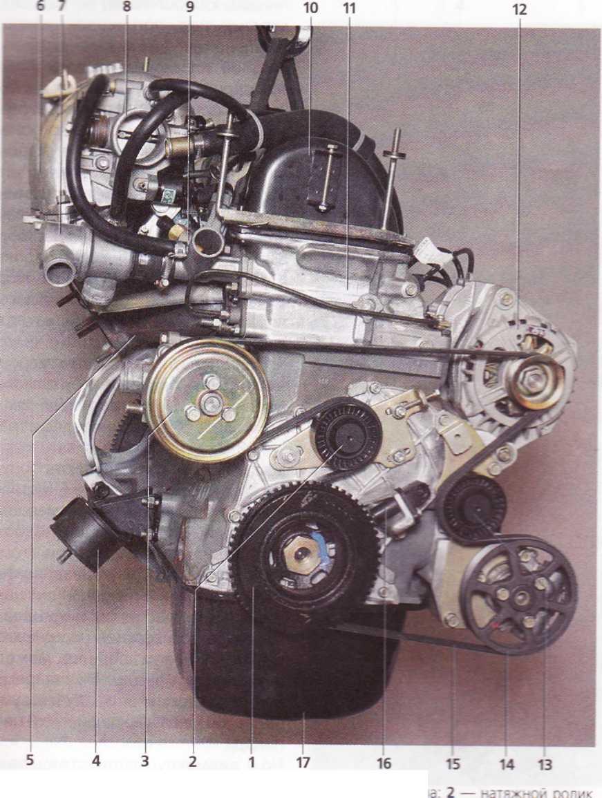 Нива шевроле ремонт двигателя своими руками фото